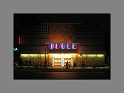 Joyce Theater Night